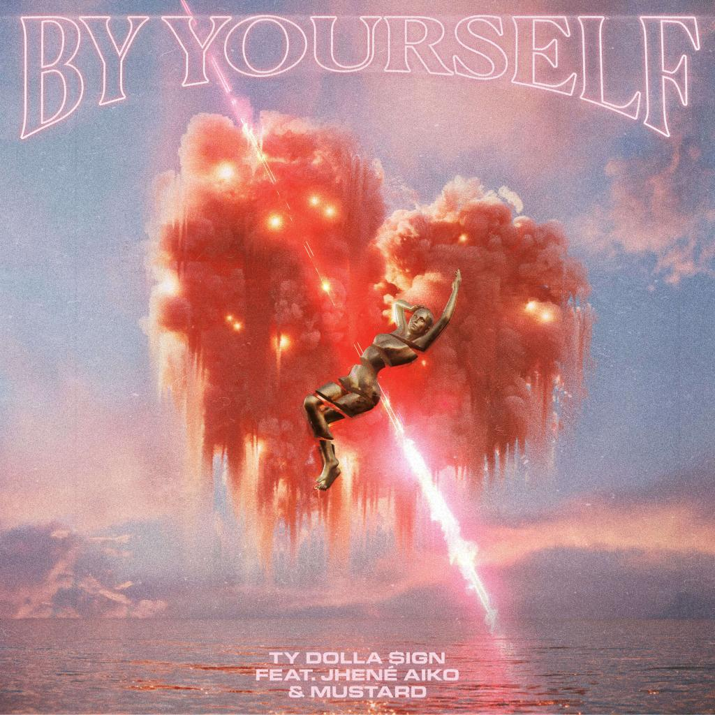 """By Yourself"" single art"